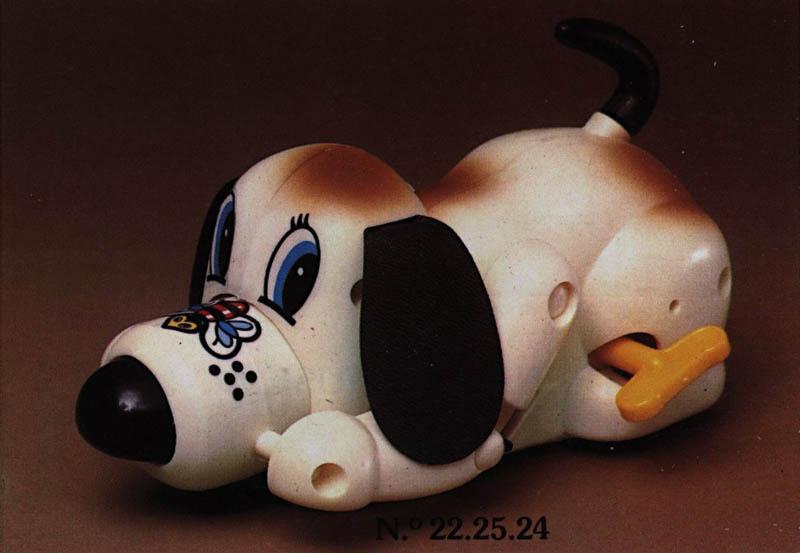 Imagem do Brinquedo Cãozinho Abelhudo de 1980 da Estrela