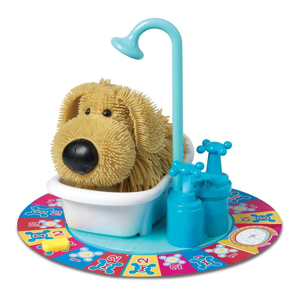 Imagem do Cachorro na Banheira do Jogo Malucão da Estrela