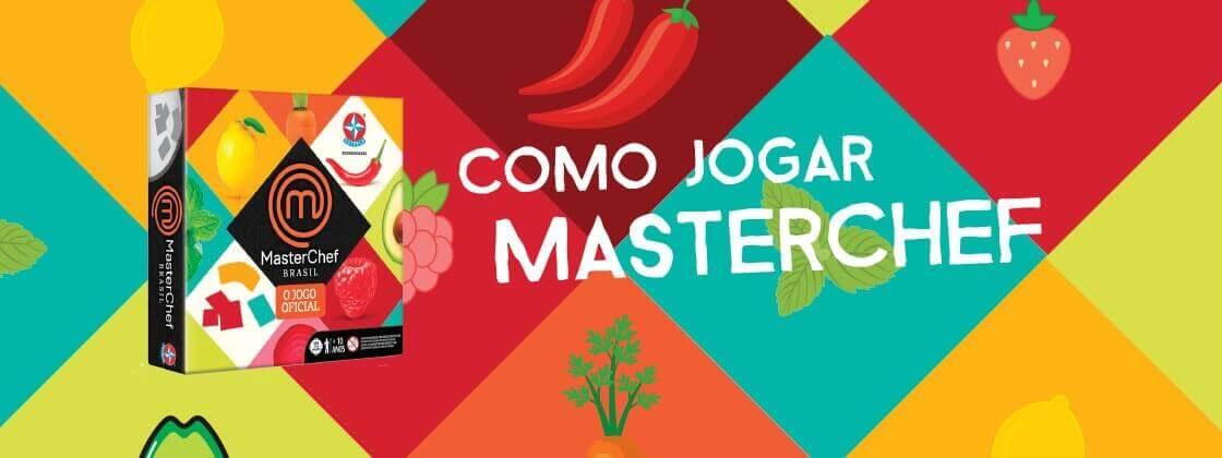 Banner como jogar masterchef da Estrela