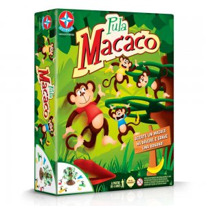Jogo Pula Macaco - Brinquedos Estrela - Mês do Brincar com Hering Kids