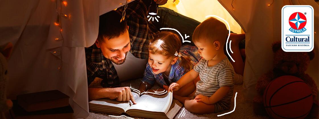 Benefícios da Leitura Infantil