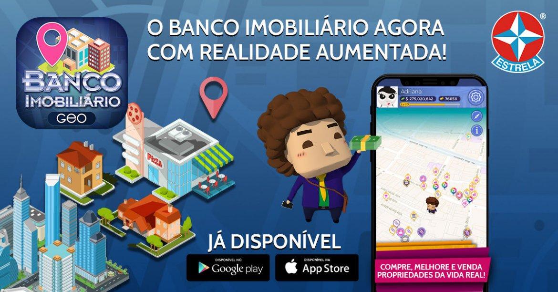 Banco Imobiliário Geo - Brinquedos Estrela