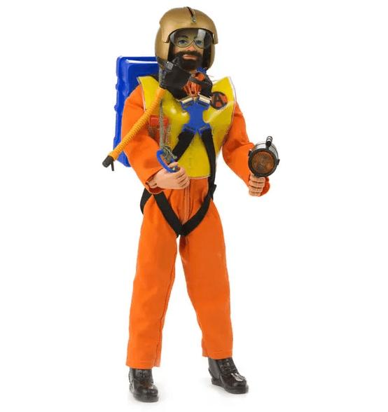 Boneco Falcon Salto Fantástico 30 cm - Brinquedos Estrela