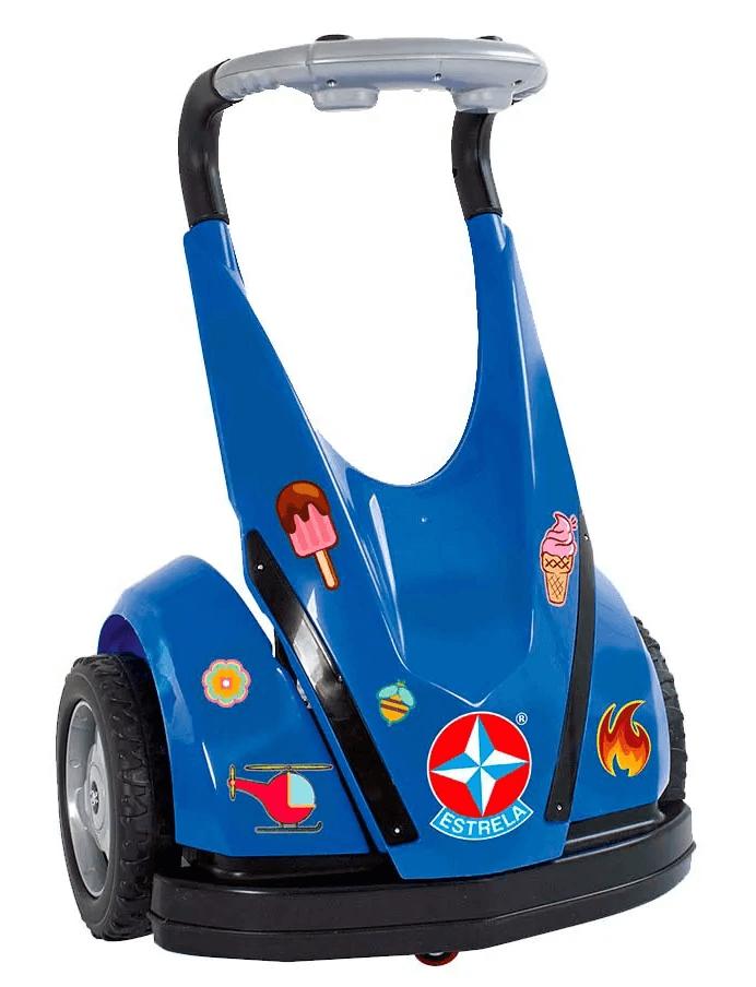 Segway Infantil Motorizado 12v Dareway - Estrela
